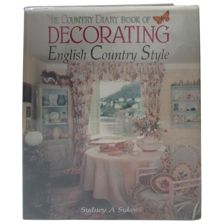 The Country Diary Book of Decorating English Country Style For Sale