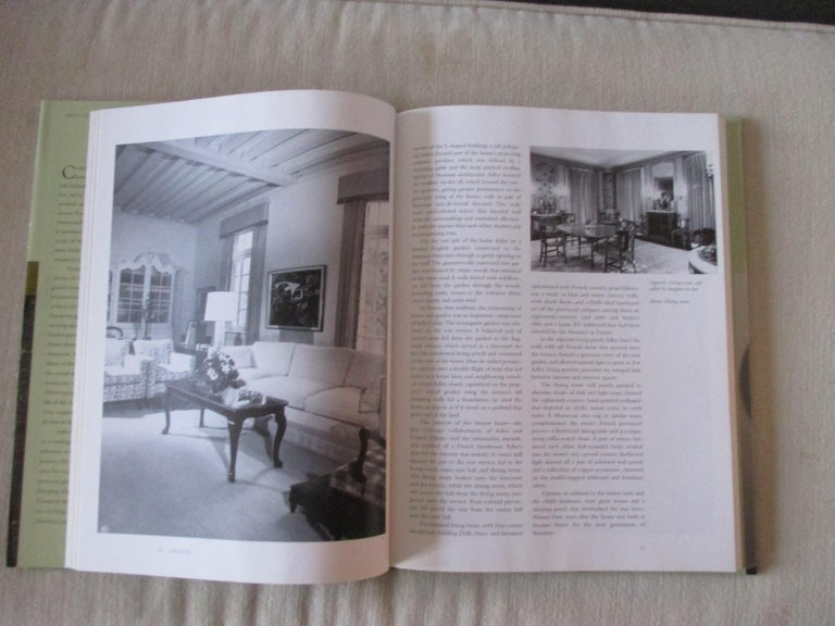 The first comprehensive study of one of America's great house architects. The Country Houses of David Adler (1882-1949) discusses in depth fifteen representative houses (many with interiors by Adler's sister, the noted interior designer Frances
