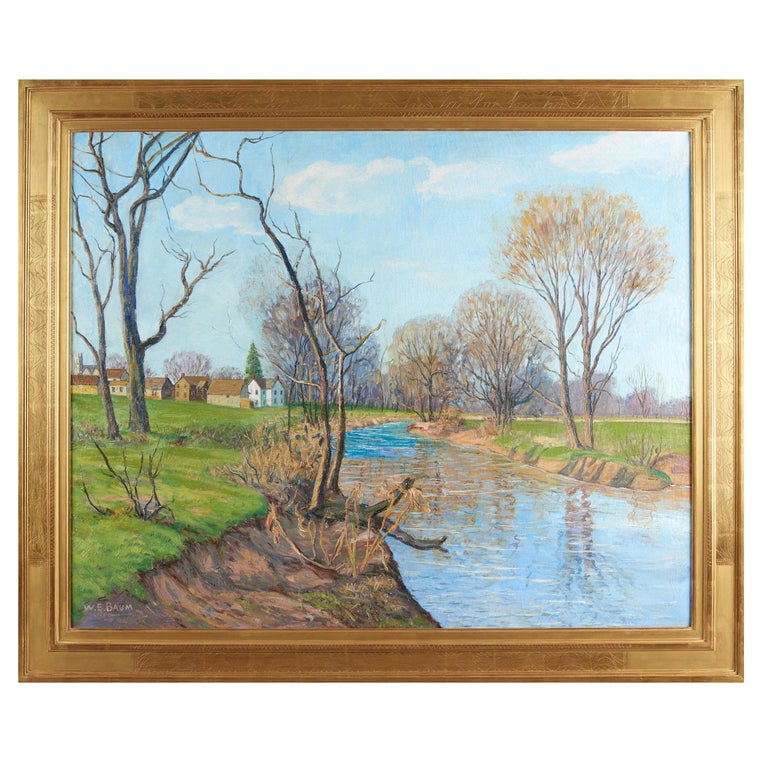The Creek Sellersville-Walter E. Baum