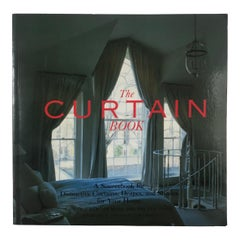 """The Curtain Book"" A Sourcebook for Distinctive Curtains"