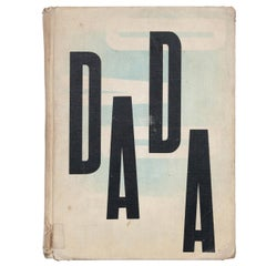"""The Dada Painters and Poets"" 1951 Book"
