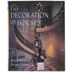 The Decoration of Houses Hardcover Book