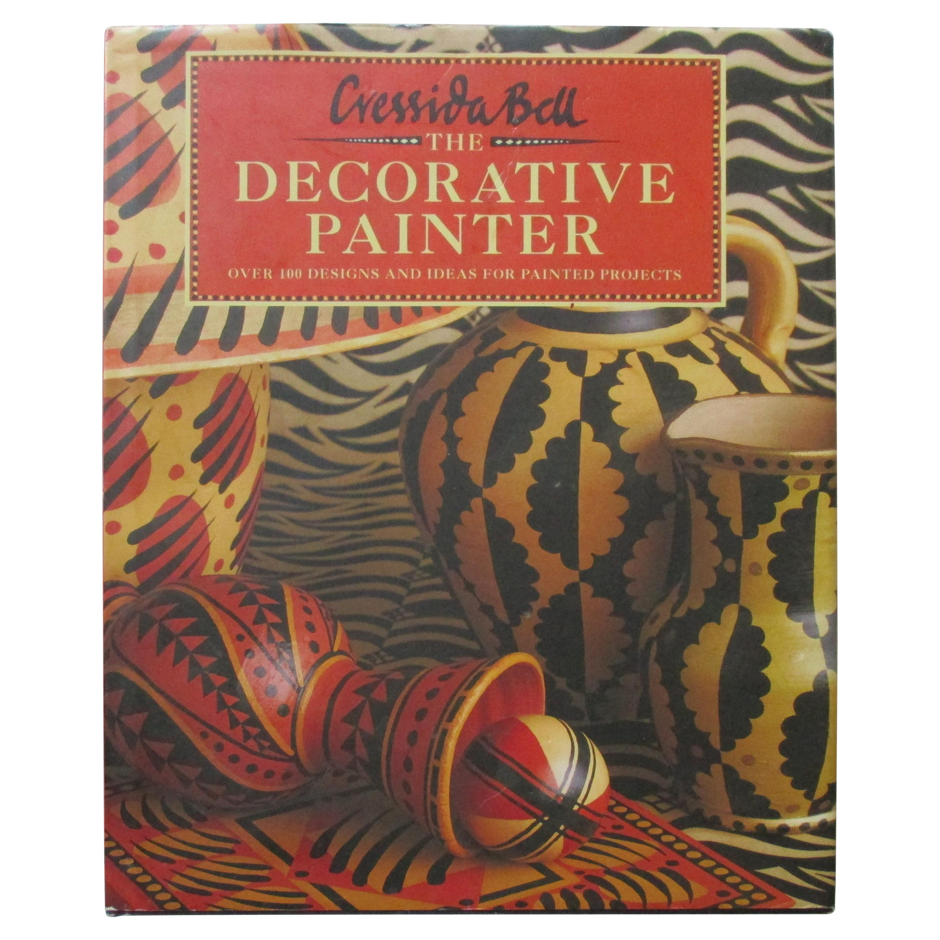 The Decorative Painter Decorating Vintage Hardcover Book