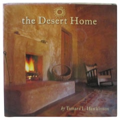 The Desert Home Vintage Decorative Book