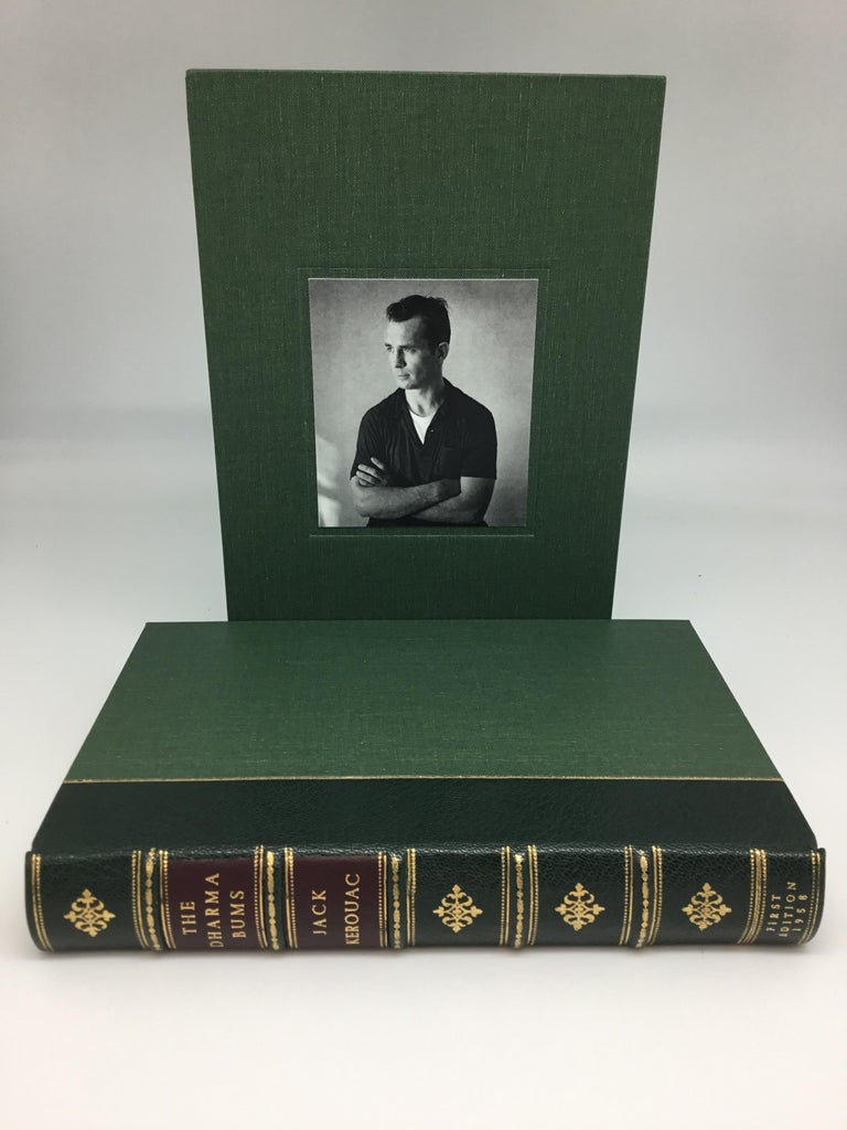 The Dharma Bums by Jack Kerouac, First Edition, 1958 In Excellent Condition For Sale In Colorado Springs, CO