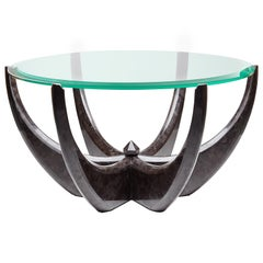 """The Diamond Ring"", One of a Kind Coffee Table by Grzegorz Majka"