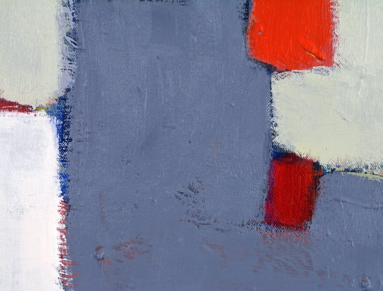 Aluminum 'The Docks' Contemporary Abstract by Lars Hegelund, American For Sale