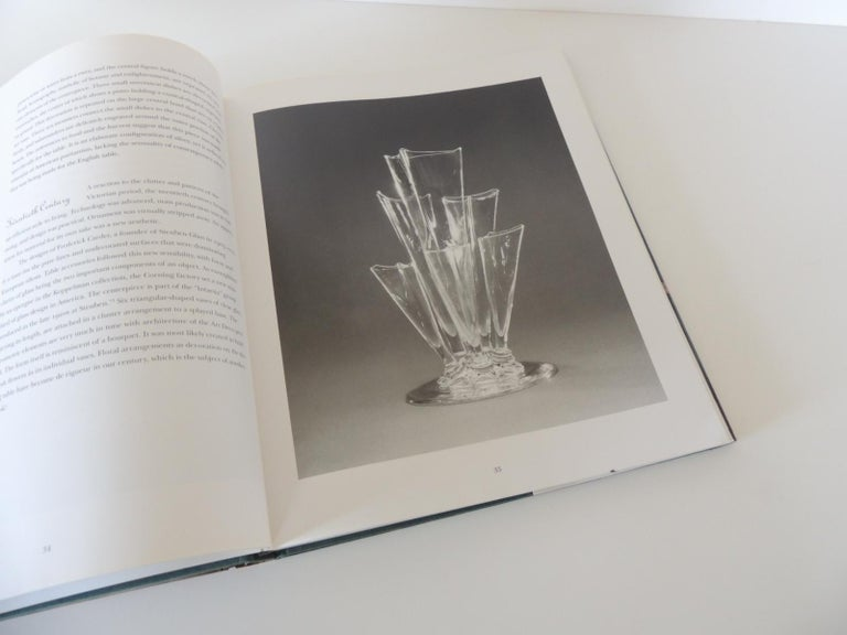 Regency The Elegant Epergne Vintage Decorative Hard-Cover Coffee Table Book For Sale