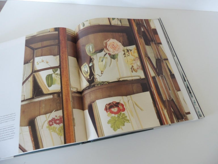 Italian The Elegant Epergne Vintage Decorative Hard-Cover Coffee Table Book For Sale