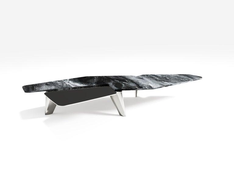 Modern The Elements II Coffee Table by Grzegorz Majka For Sale