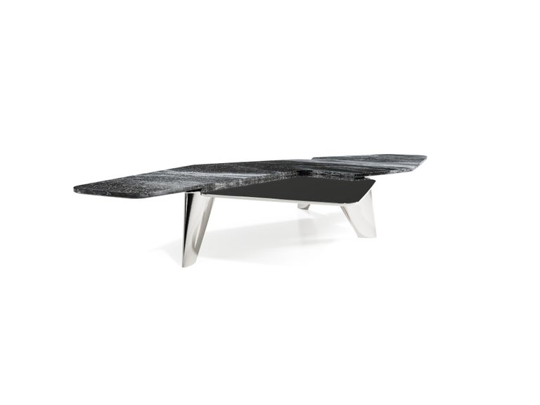 Contemporary The Elements II Coffee Table by Grzegorz Majka For Sale