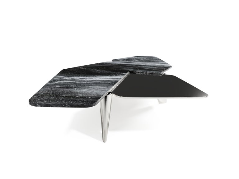 The Elements II Coffee Table by Grzegorz Majka For Sale 1