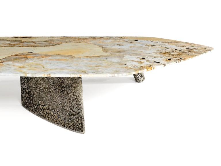 British Elements III Coffee Table, 1 of 1 by Grzegorz Majka For Sale