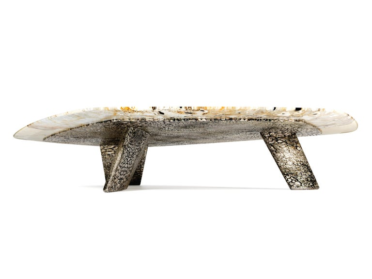 Contemporary Elements III Coffee Table, 1 of 1 by Grzegorz Majka For Sale