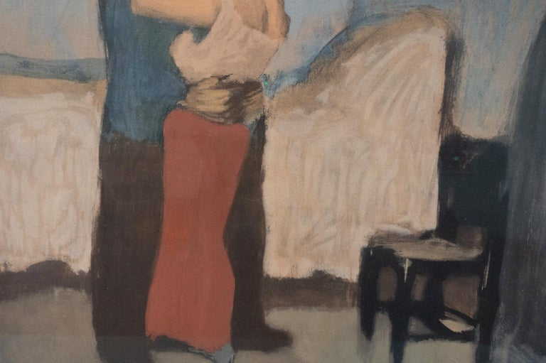 French The Embrace after Pablo Picasso For Sale