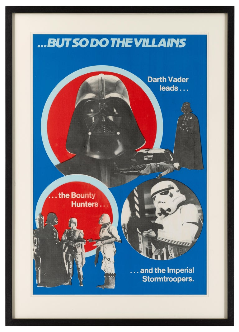 Late 20th Century The Empire Strikes Back For Sale