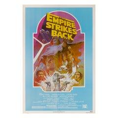 "Original American Film Poster ""the Empire Strikes Back"""