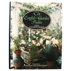 """""""The English Garden Room,"""" Stated First Edition Book"""