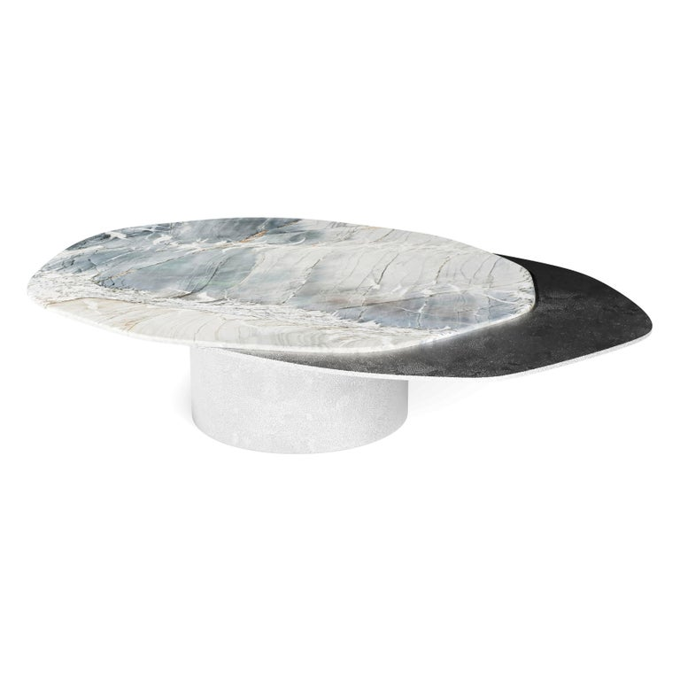 British The Epicure III Coffee Table, 1 of 1 by Grzegorz Majka For Sale