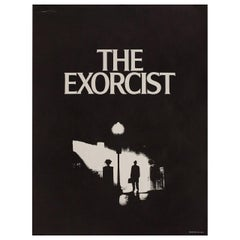 """The Exorcist"" 1974 U.S. Film Poster"
