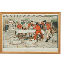 The Fallowfield Hunt by Cecil Aldin