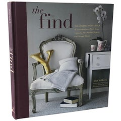 The Find The Housing Works Book of Decorating with Thrift Shop Treasures Book
