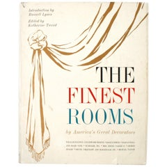 The Finest Rooms by America's Great Decorators, First Edition