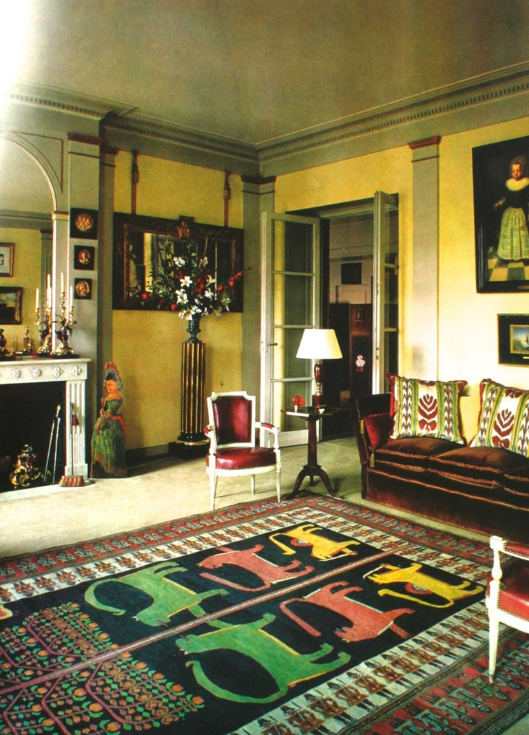 Finest Rooms in France by the French House and Garden, First Edition ...