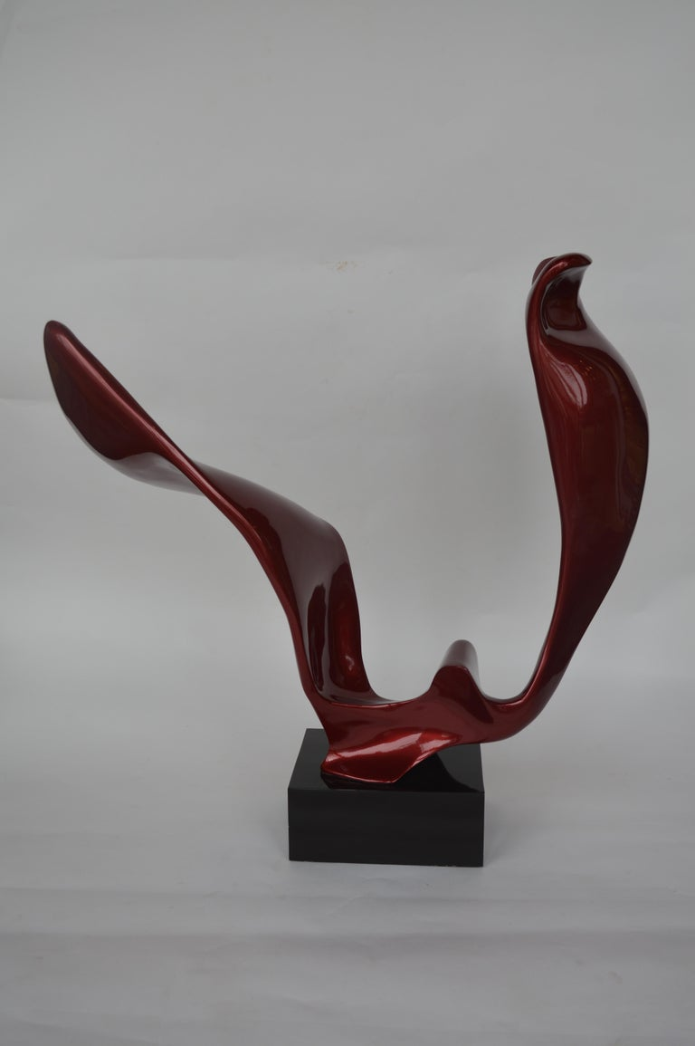Contemporary The Flight by Mauricio Sorice For Sale