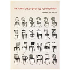 """""""The Fornitures of Bystrice Pod Hostynem,"""" Thonet Book"""