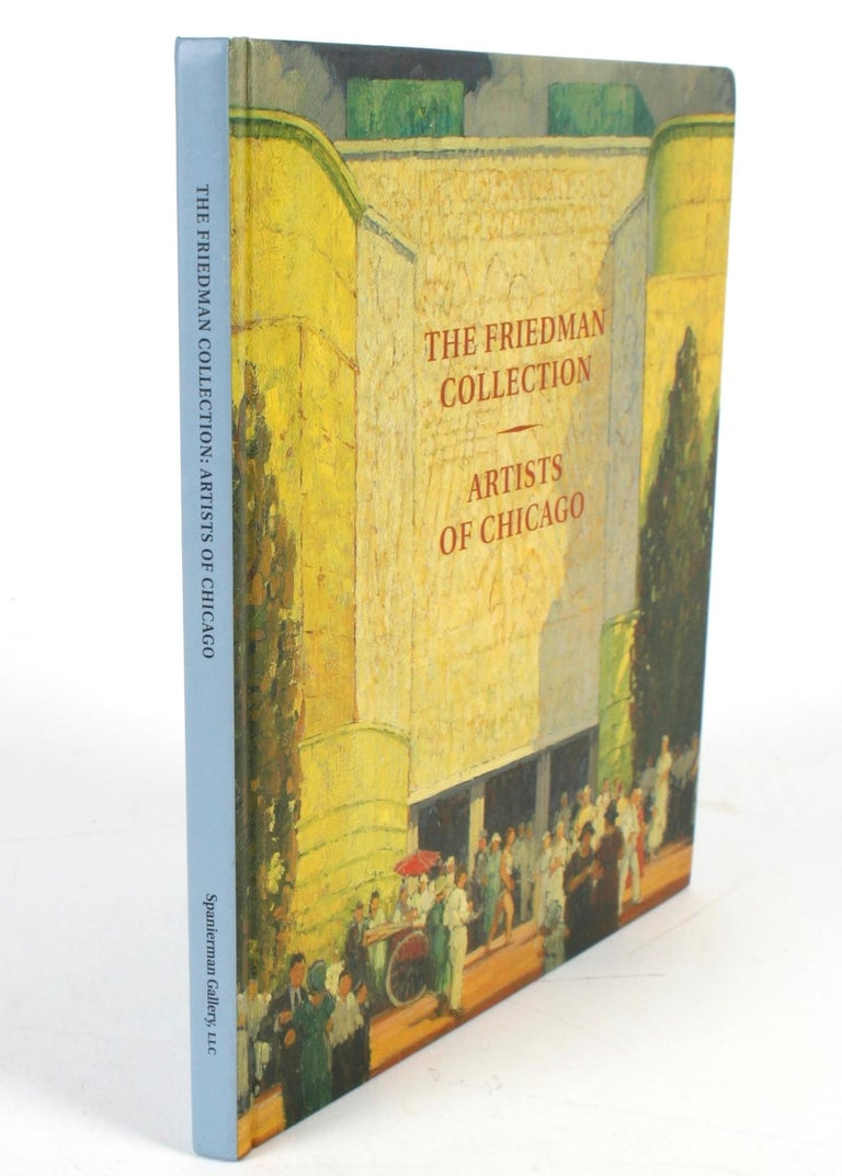 'Friedman Collection Artists of Chicago' Essay by Dr. William Gerdts 1st Edition For Sale 13