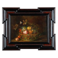 """""""The fruit basket"""", Painting by Julie Ribault"""