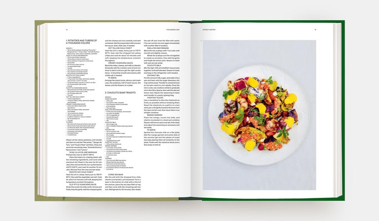European The Garden Chef, Recipes and Stories from Plant to Plate For Sale