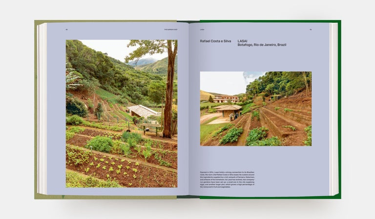 The Garden Chef, Recipes and Stories from Plant to Plate In New Condition For Sale In London, GB
