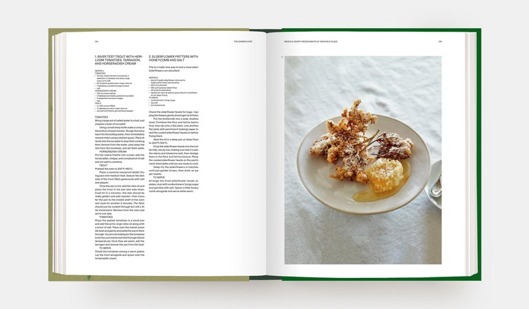 Contemporary The Garden Chef, Recipes and Stories from Plant to Plate For Sale
