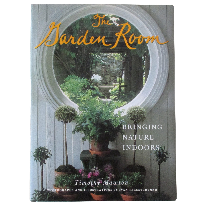 The Garden Room Hardcover Book
