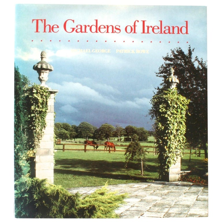 """The Gardens of Ireland,"" Stated First Edition Book"