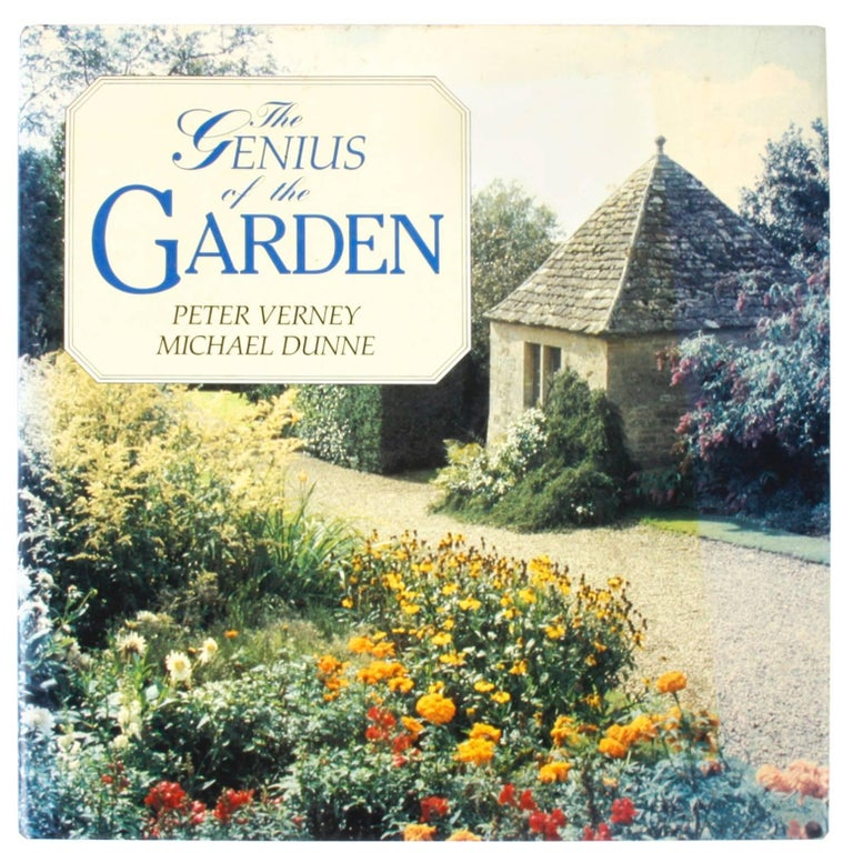 The Genius of the Garden by Peter Verney and Michael Dunne, 1st Edition For Sale