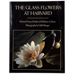 The Glass Flowers at Harvard by Richard Evans Schultes, First Edition