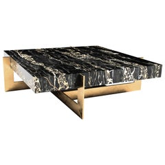 The Golden Rock II Coffee Table, Limited Edition by Grzegorz Majka