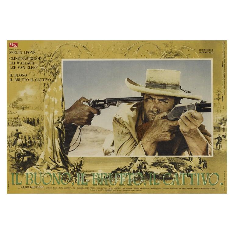 The Good, the Bad and the Ugly / Il Buono Il Brutto Il Cattivo For Sale