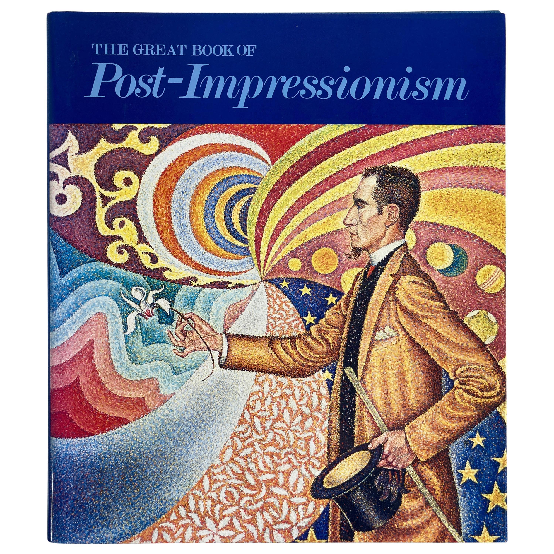 The Great Book of Post-Impressionism Diane Kelder Art Book
