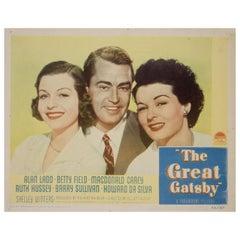 """The Great Gatsby"" 1949 U.S. Scene Card"