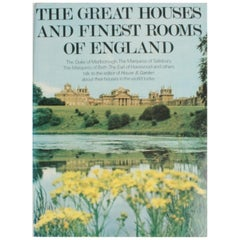 The Great Houses and Finest Rooms of England, 1st Edition