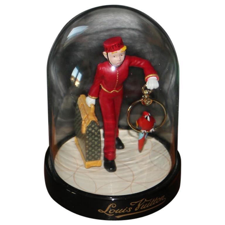 """The groom"" Louis Vuitton Dome, Louis Vuitton Globe, Louis Vuitton Snow Globe For Sale"