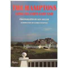 The Hamptons Long Island's East End Hardcover Book