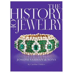 """""""The History of Jewelry"""" Published by Rizzoli"""