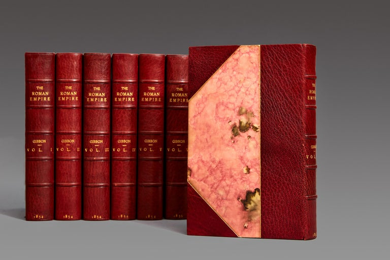 Notes by Dean Milman & M. Guizot  Edward Gibbon (1737-1794) was an English historian, writer and Member of Parliament. His most important work, The History of the Decline and Fall of the Roman Empire, was published in six volumes between 1776 and