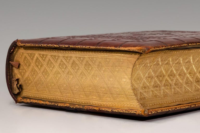 Mid-19th Century The Holy Bible For Sale