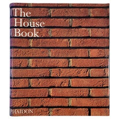 The House Book, Phaidon Press 2001, Coffee Table Architecture and Design Book